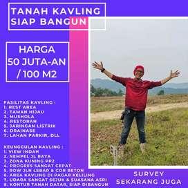 Jual tanah kavling di Bogor timur Nempel Jl raya dekat k tempat wisata