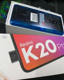 redmi k20 pro 8 gb ram 256 gb rom perfect condition