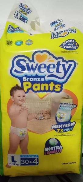 Sweety Bronze L