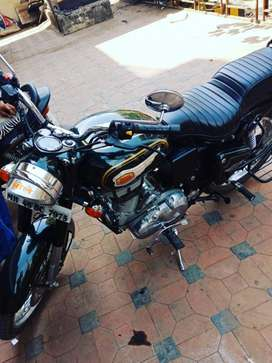 2017 Royal Enfield Bullet 14000 Kms