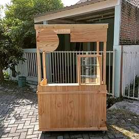 booth boba kayu