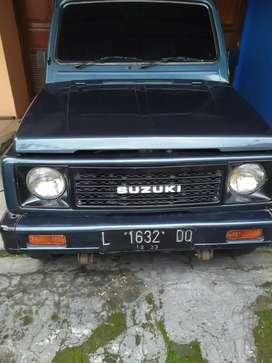 Suzuki Katana GX tahun 93 akhir atas nama sendiri