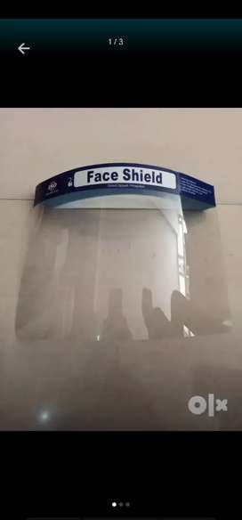 Face shield rs.25