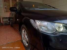 Honda Civic petrol 66000 Kms 2008 year