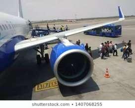 Urgent hiring for Indigo airlines