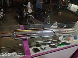 Royal Enfield original silencer