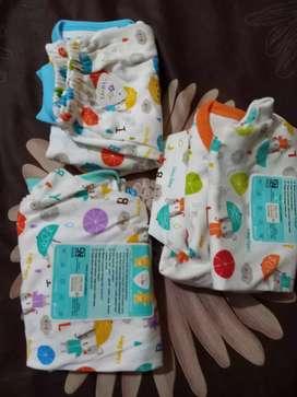Dijual baju bayi merek Libby,aruchi dan velvet