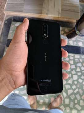 Nokia 5.1 Plus, 1 week old, Brand new condition