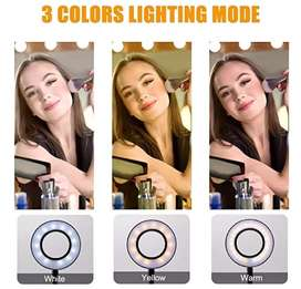 Unifree Professional Selfie Ring Light and Cell Phone