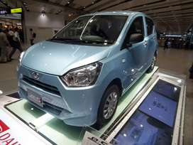 Daihatsu mira 2017 easy monthly installment 20%advance p hasil karein