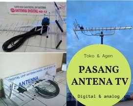 Paket Pasang Baru Antena Tv Digital