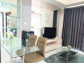 Disewakan Bulanan ( Minimal sewa 1 tahun) Apartemen Casa de Parco BSD