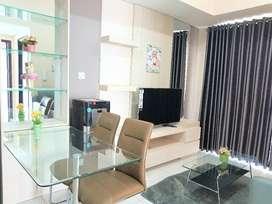 Disewakan Bulanan ( Minimal sewa 6 bulan) Apartemen Casa de Parco BSD