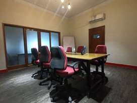 Shared Office and Coworking space for Freelancers