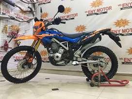04 - Kawasaki KLX BF EXTREME thn 2019 gass - ENY MOTOR