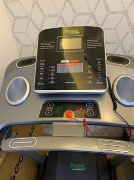 Propel Fitness Threadmill PT 81i only for 38000!