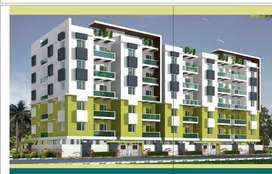 3 bhk fkats for sale at tolichowki near azaan international school