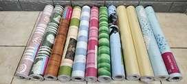 Wallpaper dinding / wallstiker