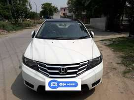 Honda City V Automatic (AVN), 2012, Petrol