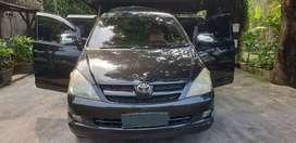 Mobil Toyota Kijang Innova 2008 2.0 G Manual Bensin
