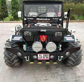 Modified jeep Verma