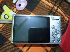 Sony Cyber-Shot 8x optical zoom camera