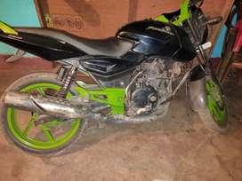Condition bike pulsar 150
