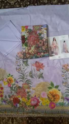 Lawn summer collection (3pcs )