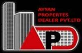 2bhk flat for sale at prime location main road