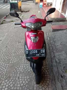 Kymco easy merah 100cc