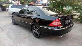 Mercedes Benz C240 A/T Tahun 2005 Istimewa