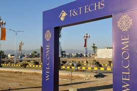 Plot available for sale T&TECHS ,F17 Islamabad
