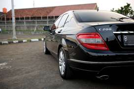 C200 Kompressor Avantgarde 2008 | W204 Low KM