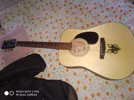 Guitar at Rs 10,000 good quality