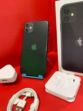 Iphone 11 64gb bergaransi