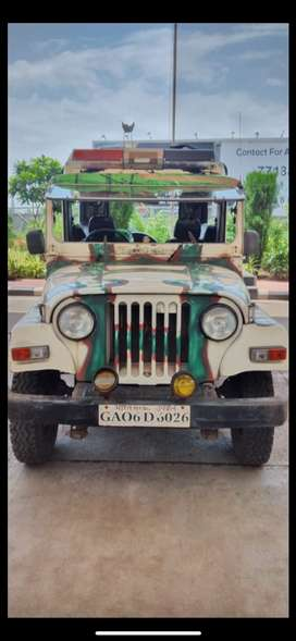 Mahindra Thar 2011 4X4 Diesel Well Maintained