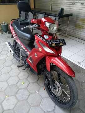 Yamaha vega rr 2015 awal plat Bojonegoro surat lengkap pajak hidup