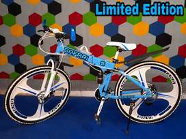 21 SHIMANO GEARS FAT TYRE BICYCLE