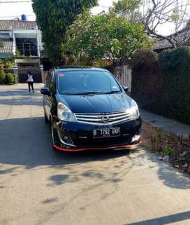 Nissan Grand Livina 1.5 XV '2013(NIK 2012), Manual, KM Low 40 rb'an