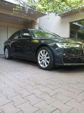 Audi A6 in immaculate condition. Interior and exterior flawless