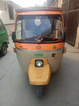 Siwa rickshaw good coundition passing route token har chize clear hy