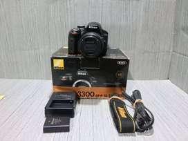 Nikon d3300 tinggl pake