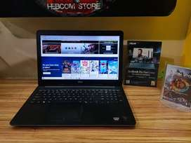 Laptop Dell inspiron 15-5547 gaming dan Multimedia