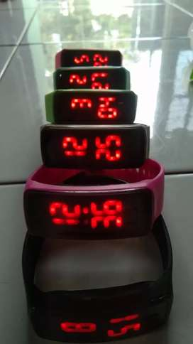 Jam digital anak anak