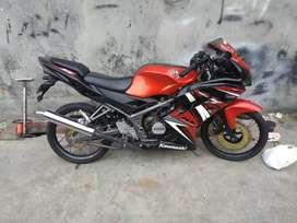 Kawasaki ninja RR 2T