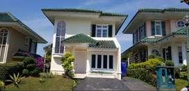 Dijual / Disewakan Harian Vila Puncak Resort View Puncak LT.303 m