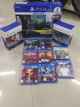 Ps4 Console brand new Condition all accessories