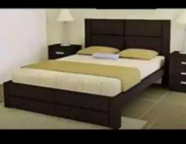 Very nice design bed king size