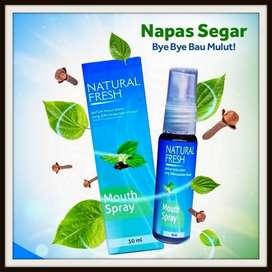 DPK FRESH Parfum Mulut Herbal Herbsehat