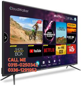 SUPER BLESS FRIDAY! 32 INCH SMART SERIES LED TV WITH WOOFER ECHO SOUND